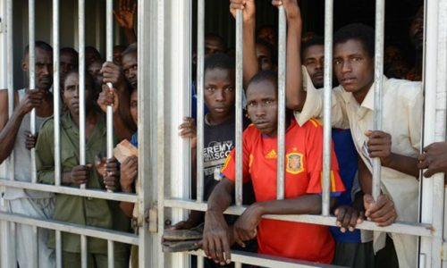 Adolescents-prison