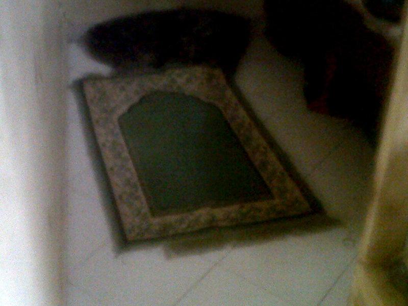 Où se couche Hamed