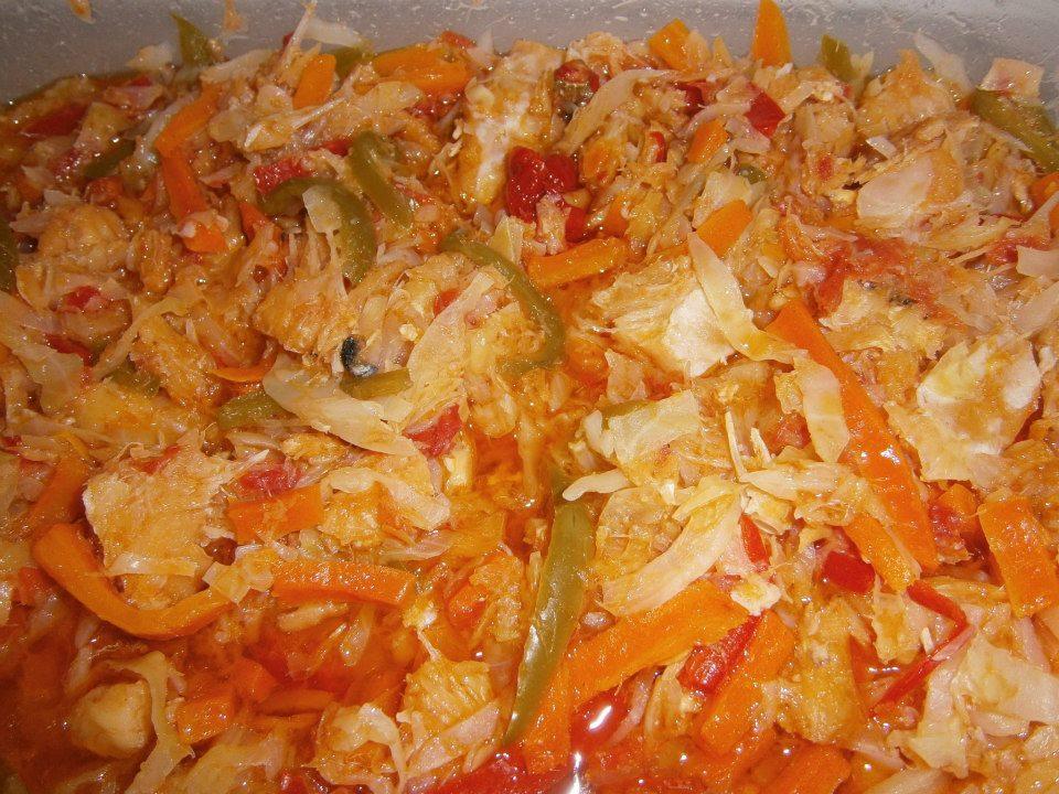Top 10 des plats pr f r s des gabonais for Nourriture poisson rouge carotte